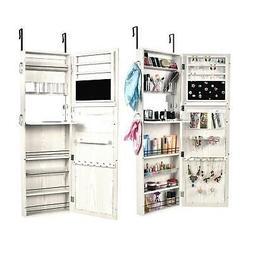 "47"" High Density Board Organizer Cosmetic Makeup Jewelry Sto"