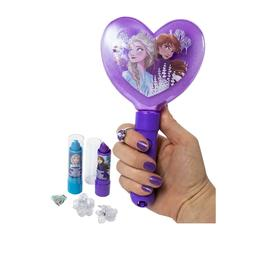 Disney FROZEN 2 Flavor Lip Balms w/ Light-up Mirror! Rings H