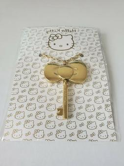 Sanrio HELLO KITTY mirror necklace, new in packaging.