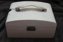 Tuscan Designs Jewelry Box Cream Storage Box Ring Earring Mi