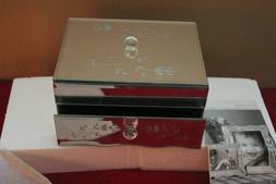 L 6792 Princess House Jewelry Box Heritage Crystal Mirrored