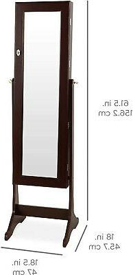 6 Standing Mirror With