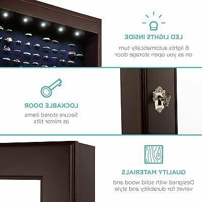 6 Mirror Armoire Cabinet