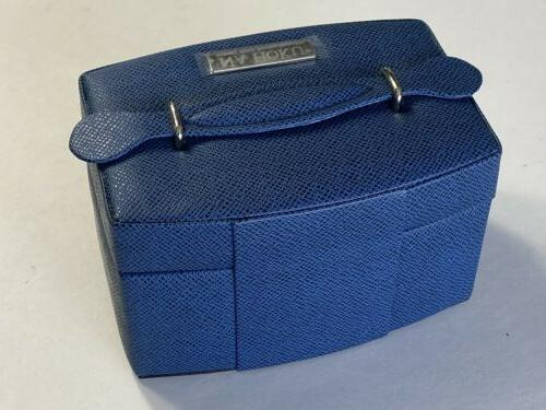 BEAUTIFUL Na Hoku Box w/ Faux Leather ***NICEST