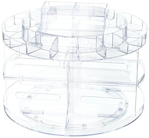 carousel clear acrylic