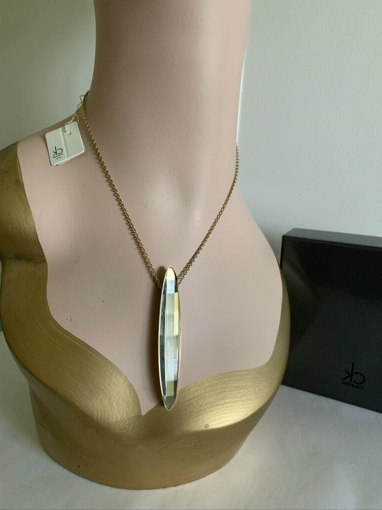 Jewelry Gold with Glass NEW Valued $200