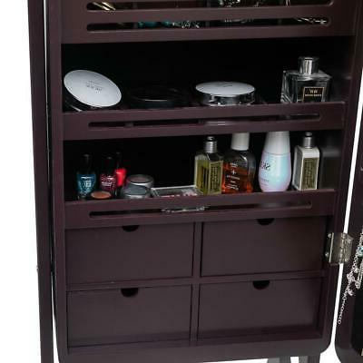 Full Length Cabinet Storage