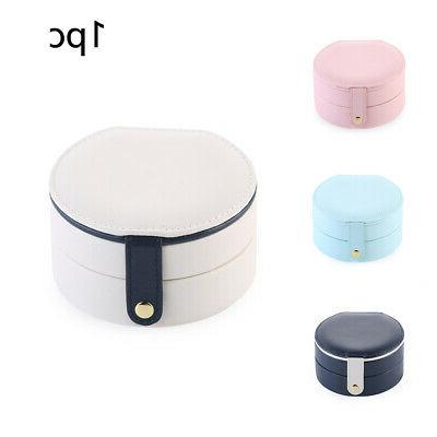 Jewelry With Mirror Hair Accessories PU Leather Multi Layers