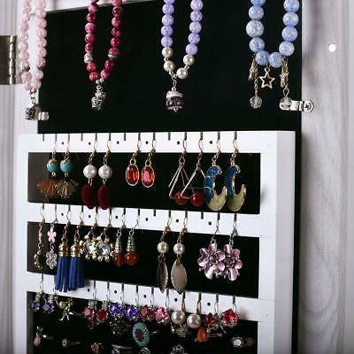 Hanging Display Organizer W/ Mirror