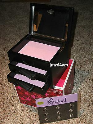 isabelle s black fancy jewelry box