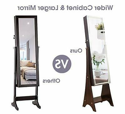 KEDLAN Mirrored Cabinet Touch Screen LED