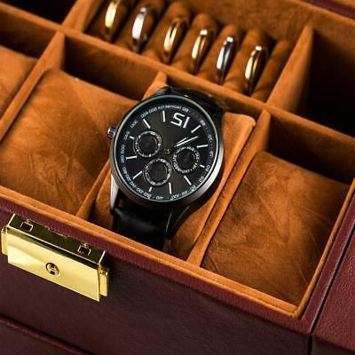 Large Jewelry Box Necklace Storage Cabinet Organizer Gift