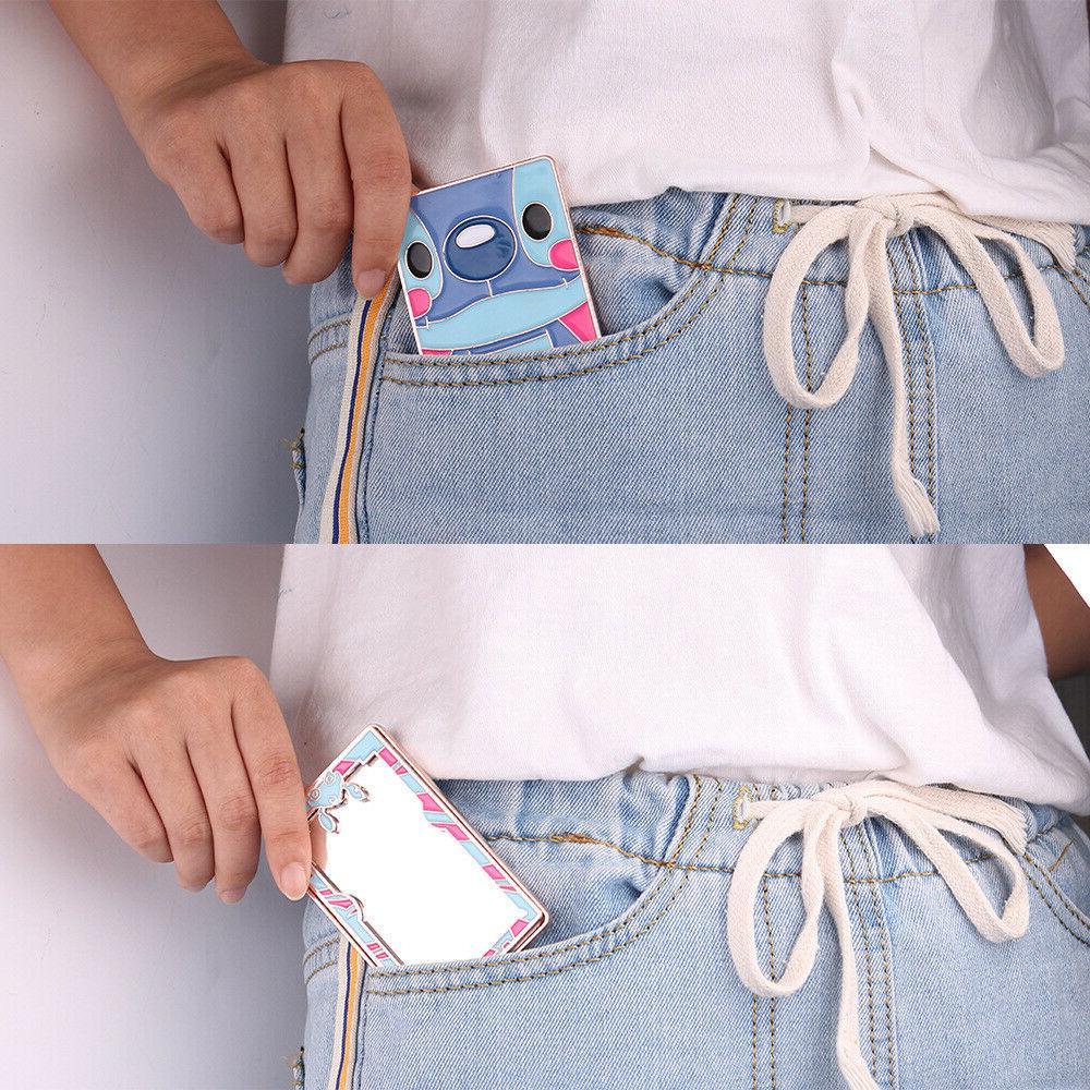 Lilo Stitch Mirror Cosmetic Tool Accessories
