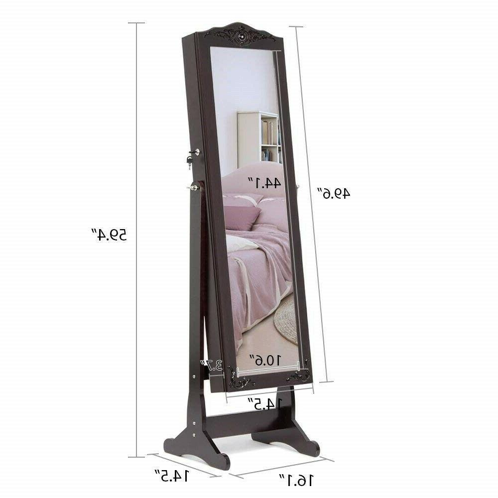 Lockable Mirror LED