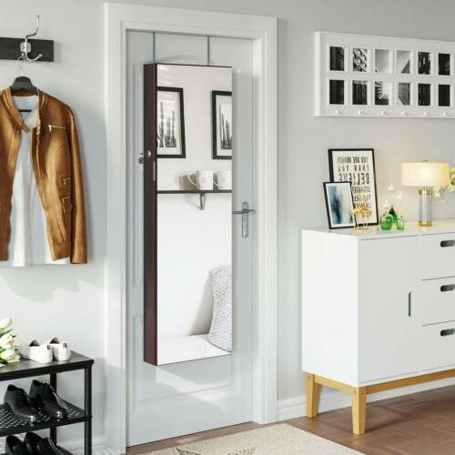 Lockable Mounted Cabinet Wall Storage