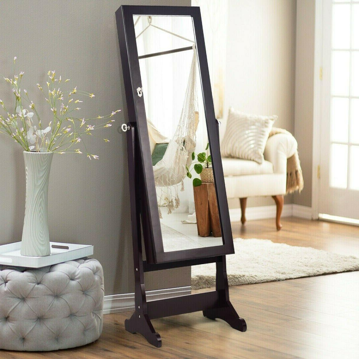Mirror with and Lights