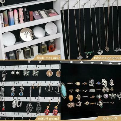New Length Jewelry Free Armoire Organizer