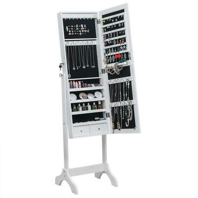 new full length mirror jewelry cabinet free
