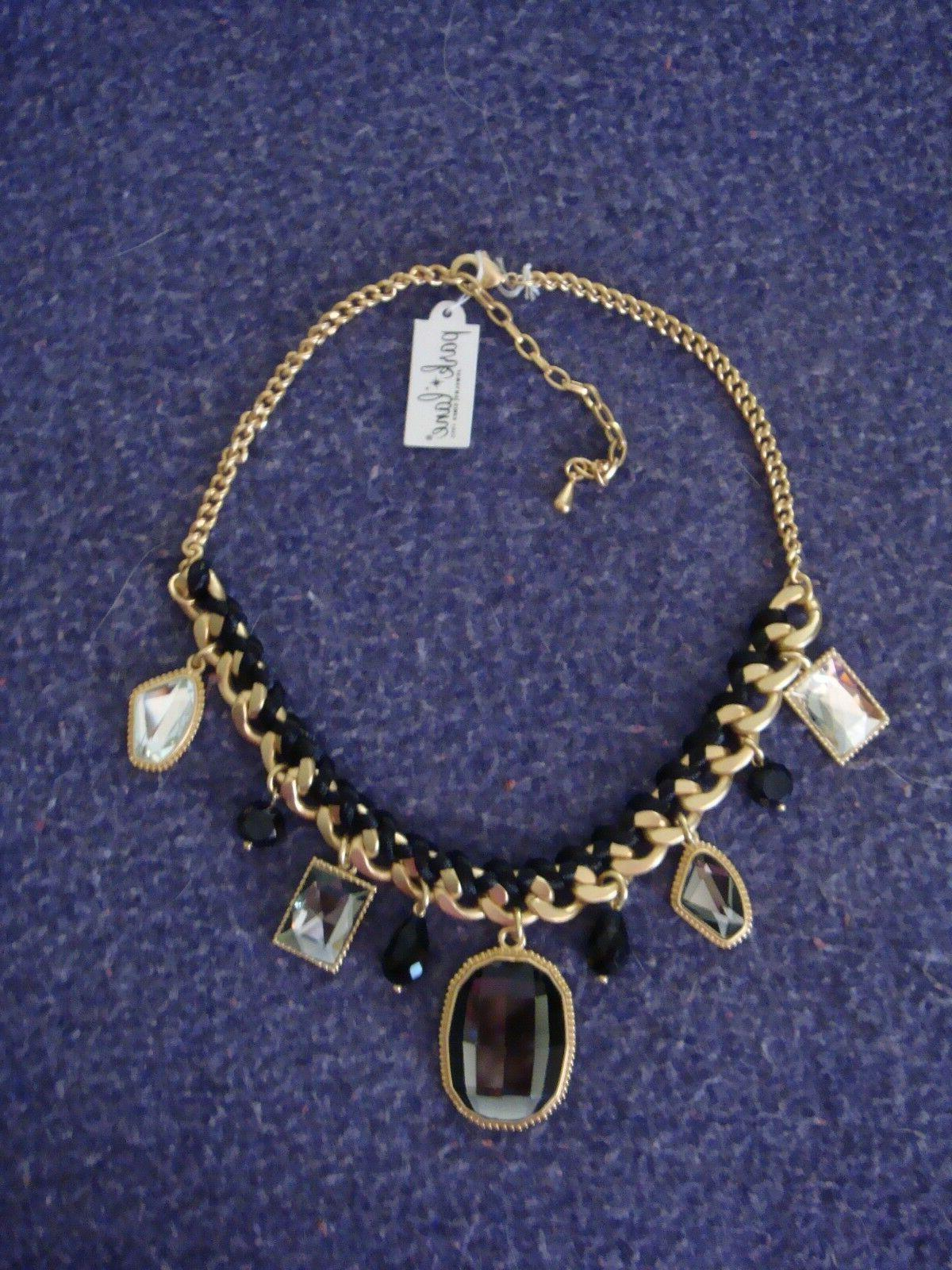 nib fascinated gold and black mirrored 110