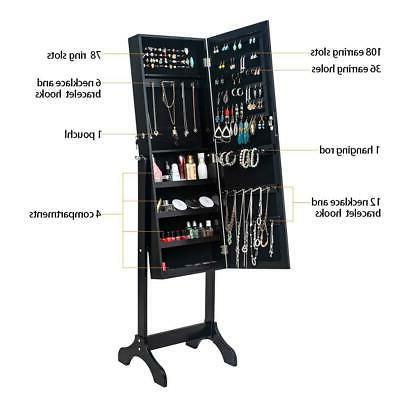 Practical Cabinet Armoire Organizer Storage Standing