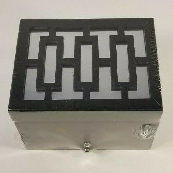 Small Jewelry Box Armoire Box Mirror Hives