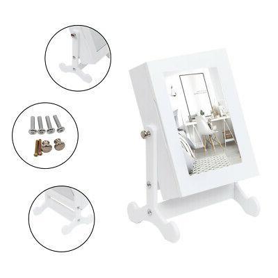 Small Jewelry Organizer Storage Box Countertop JR