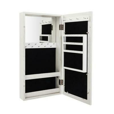 Wall Mounted Box Photo Bathroom Cabinet White