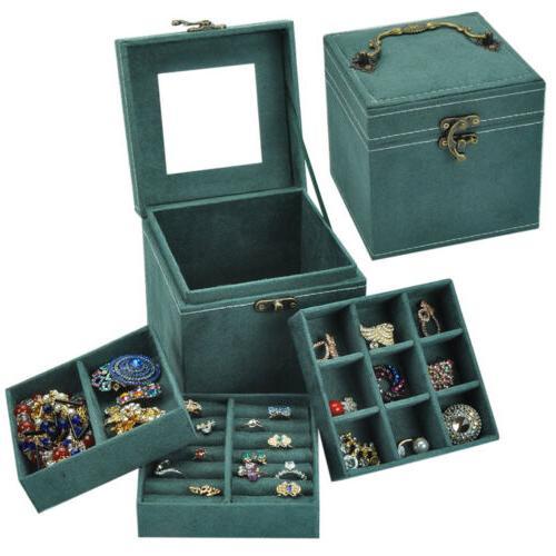 Women Accessories Jewelry Storage Organizer Holder