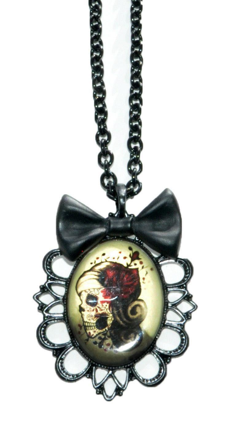 Better Long Mirror Pendant Necklace,