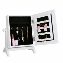 Magnifying Makeup Vanity Mirror Tabletop Bathroom Cosmetic J