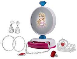 Playkidiz Princess Magic Surprise Jewelry and Mirror Set! Ki